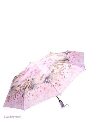 Зонт RAINDROPS. Цвет: сиреневый