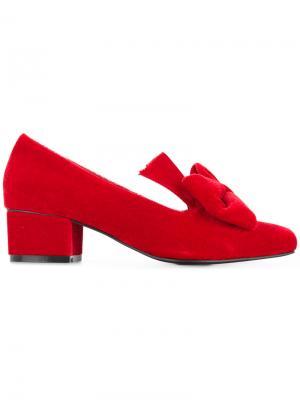 Туфли-лодочки Lady Love Macgraw. Цвет: красный