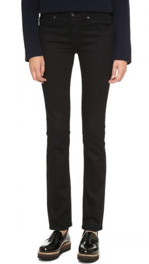 Прямые джинсы Harper Essential AG. Цвет: голубой
