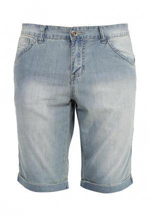 Шорты джинсовые Deblasio. Цвет: голубой