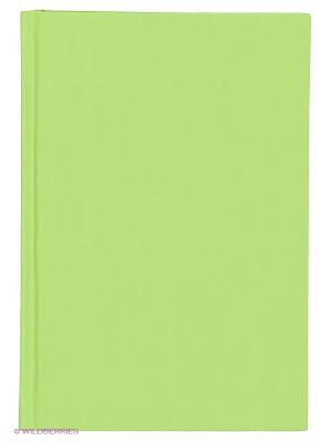 Ежедневник недатированный А5, 136л. CITY, бирюзовый Канц-Эксмо. Цвет: салатовый