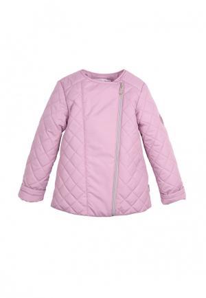 Куртка утепленная Zukka. Цвет: розовый