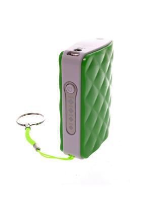 Внешний аккумулятор HARPER PB-4401 green. Цвет: зеленый