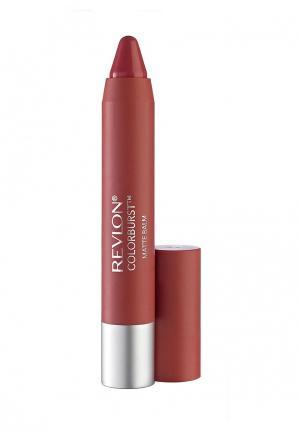 Бальзам для губ Revlon. Цвет: розовый