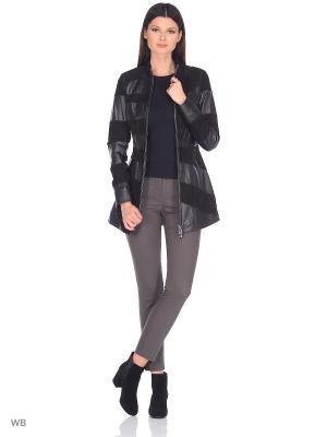 Куртка MONDIAL. Цвет: черный