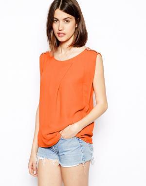 Блузка  Serena S.Y.L.K. Цвет: абрикос