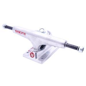 Подвеска 1шт. для скейтборда  Silver/Red Low 5.25 (20.3 см) Ruckus