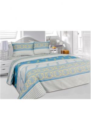 Комплект постельного белья Tete-a-Tete. Цвет: разноцветный (мультиколор)
