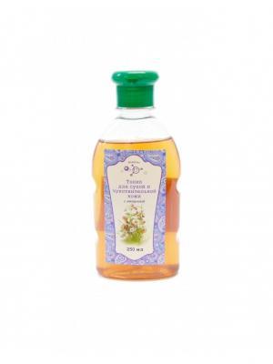 Тоник для сухой и чувствительной кожи, бутылка, 250 мл МИКРОЛИЗ. Цвет: розовый