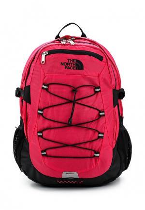 Рюкзак The North Face. Цвет: розовый