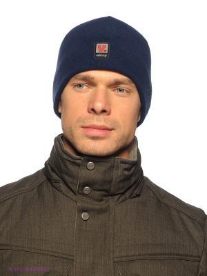 Шапка Viking caps&gloves. Цвет: темно-синий