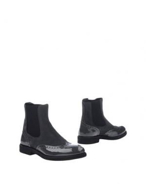 Полусапоги и высокие ботинки WEXFORD. Цвет: свинцово-серый
