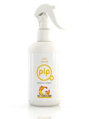 Экологичное чистящее средство PiP для  кухни, 250 мл. Цвет: белый