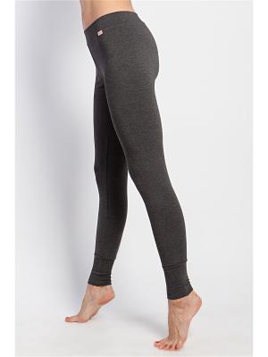 Штаны женские Бали yogadress. Цвет: темно-серый