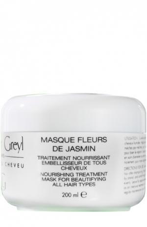 Маска с цветами жасмина Masque Fleurs de Jasmin Leonor Greyl. Цвет: бесцветный