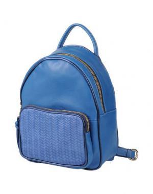 Рюкзаки и сумки на пояс VIA REPUBBLICA. Цвет: синий