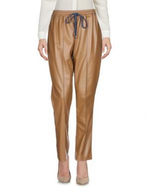 Повседневные брюки MAX & CO.. Цвет: верблюжий