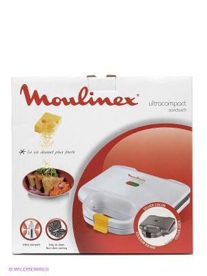Сендвичница Moulinex SM154135, 700 Вт. Цвет: серебристый