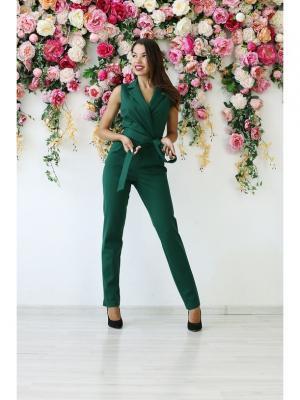 Комбинезон Fashion.Love.Story.. Цвет: зеленый