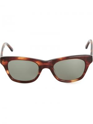 Детские солнцезащитные очки Chandler X Selima Optique. Цвет: коричневый