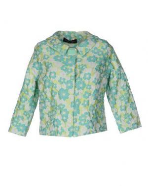 Пиджак NORA BARTH. Цвет: зеленый