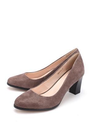 Туфли Renzoni. Цвет: коричневый