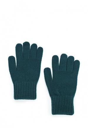 Перчатки Gulliver. Цвет: зеленый