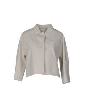 Пиджак TROU AUX BICHES. Цвет: серый