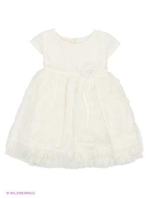 Платье Molly Rou. Цвет: кремовый
