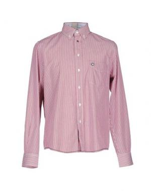 Pубашка MURPHY & NYE. Цвет: кирпично-красный