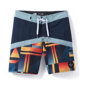 Пляжные шорты  8 - 16 лет Quiksilver® QUIKSILVER. Цвет: синий морской