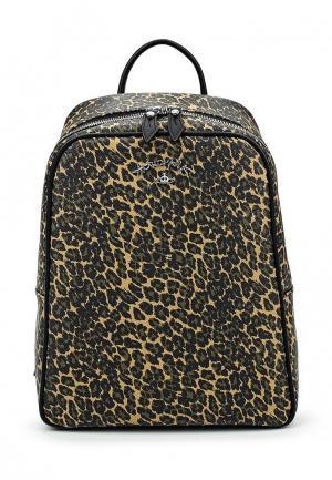Рюкзак Vivienne Westwood Anglomania. Цвет: коричневый