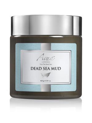 Грязь Мертвого моря натуральная 825 гр AQUA MINERAL. Цвет: прозрачный