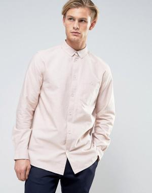 Weekday Рубашка Bad Times. Цвет: розовый
