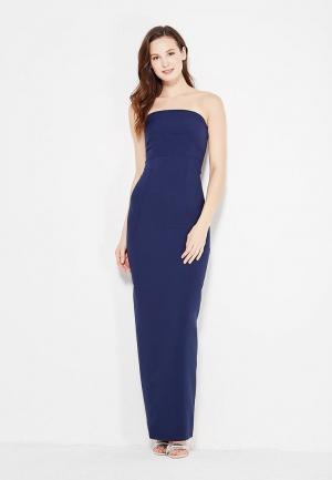 Платье SK House. Цвет: синий