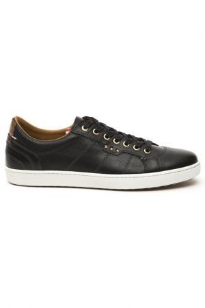 Sneakers PANTOFOLA DORO D'ORO. Цвет: black