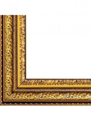 Багет BE028 Цветной. Цвет: коричневый