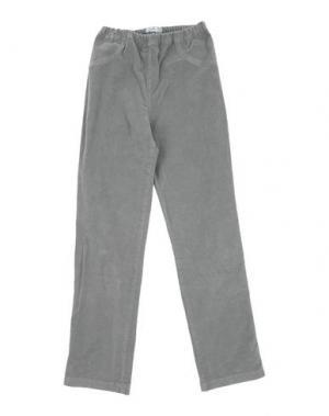 Повседневные брюки GUSELLA. Цвет: серый