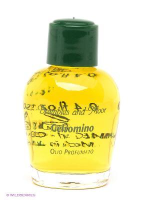 Парфюмированное масло Жасмин Frais Monde. Цвет: бирюзовый, красный