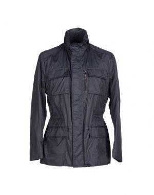 Куртка MOORER. Цвет: темно-синий