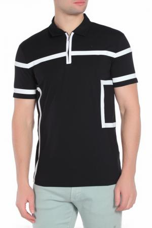 Рубашка-поло Bikkembergs. Цвет: c74+a00