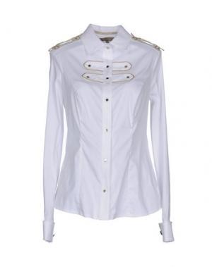 Pубашка EUREKA. Цвет: белый