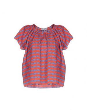 Блузка OPENING CEREMONY. Цвет: красный