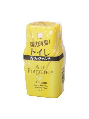 Air Fragrance фильтр запахов в туалете с ароматом  лимона Kokubo. Цвет: желтый