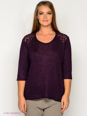Джемпер New Look. Цвет: фиолетовый