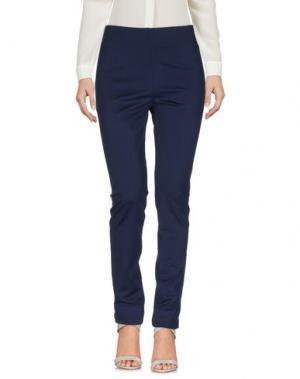 Повседневные брюки MALÌPARMI M.U.S.T.. Цвет: темно-синий