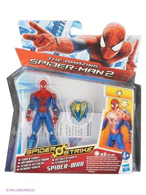 Фигурка -игрушка Hasbro. Цвет: синий, красный