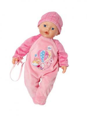 Игрушка my little BABY born Кукла, 32 см, дисплей ZAPF. Цвет: розовый