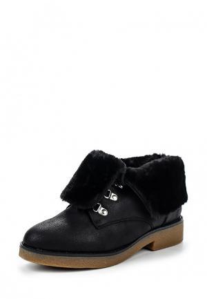 Ботинки Blink. Цвет: черный