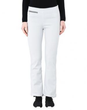 Лыжные брюки RH+. Цвет: светло-серый